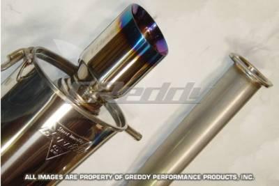 Greddy - Subaru WRX Greddy Spectrum Elite Exhaust System - 10167950