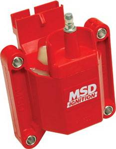 MSD - Ford MSD Ignition Coil - TFI Replacement - Hi Performance - 8227