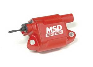 MSD - GM MSD Ignition Coil - Single - 8247