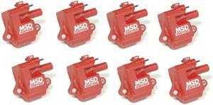 MSD - GM MSD Ignition Coil Kit - 8-MSC - 82458