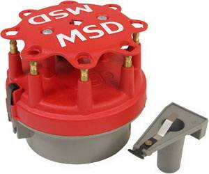 MSD - Ford MSD Ignition Cap-A-Dapt Kit - 8414