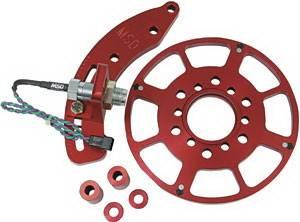 MSD - Chevrolet MSD Ignition Trigger Wheel - Flying Magnet - 8621