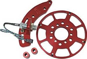 MSD - Ford MSD Ignition Crank Trigger Kit - 8640