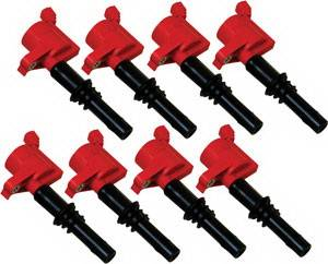 MSD - Ford MSD Ignition Coil on Plug - 8 Pack - 82438