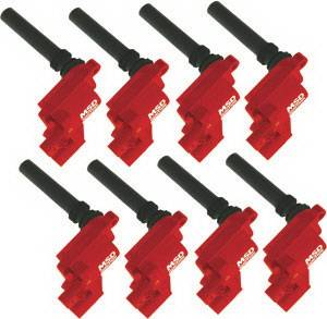 MSD - Dodge MSD Ignition Coil on Plug - 8 Pack - 82568