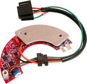 MSD - GM MSD Ignition HEI Module with Rev & TCD - 83645