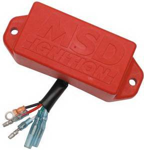 MSD - Ford MSD Ignition Dual Ignition Adapter - Coil-On Plug - 89121