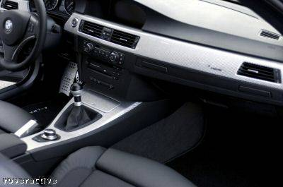 Hamann - E92 Interior Trim Carbon