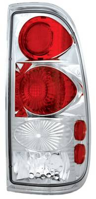 In Pro Carwear - Ford Superduty In Pro Carwear Crystal Taillights - CWT-CE561C