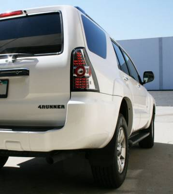 In Pro Carwear - Toyota 4Runner IPCW Taillights - LED - 1 Pair - LEDT-2003C