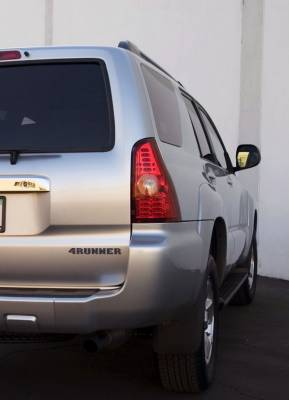 In Pro Carwear - Toyota 4Runner IPCW Taillights - LED - 1 Pair - LEDT-2003CR