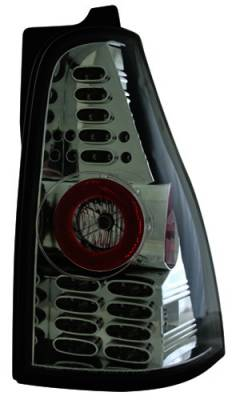 In Pro Carwear - Toyota 4Runner IPCW Taillights - LED - 1 Pair - LEDT-2003CS
