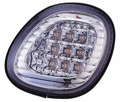 In Pro Carwear - Lexus GS IPCW Taillights - LED - Inner - Inner - 2PC - LEDT-2029C2