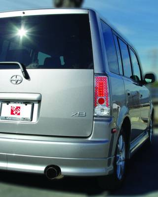 In Pro Carwear - Scion xB IPCW Taillights - LED - 1 Pair - LEDT-2034C
