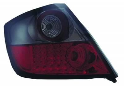 In Pro Carwear - Scion tC IPCW Taillights - LED - 1 Pair - LEDT-2035SR2