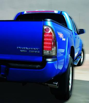 In Pro Carwear - Toyota Tacoma IPCW Taillights - LED - 1 Pair - LEDT-2040C