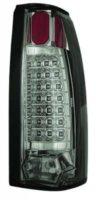 In Pro Carwear - Chevrolet Suburban IPCW Taillights - 21 LEDs - 1 Pair - LEDT-301CS