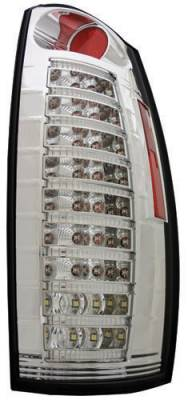 In Pro Carwear - Chevrolet Silverado In Pro Carwear LED Fiber Optic Taillights - LEDT-3042C