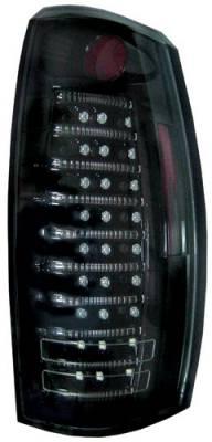 In Pro Carwear - Chevrolet Silverado In Pro Carwear LED Fiber Optic Taillights - LEDT-3042CB