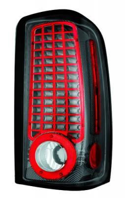 In Pro Carwear - GMC Yukon IPCW Taillights - LED - 1 Pair - LEDT-304CF