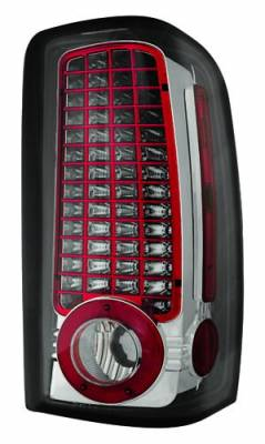 In Pro Carwear - Chevrolet Tahoe IPCW Taillights - LED - 1 Pair - LEDT-304CS