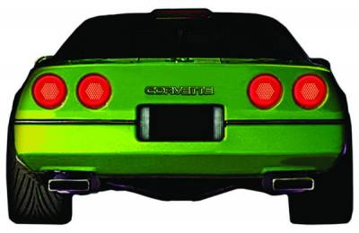 In Pro Carwear - Chevrolet Corvette IPCW Taillights - LED - LEDT-333