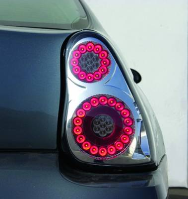 In Pro Carwear - Chevrolet Monte Carlo IPCW Taillights - LED - 1 Pair - LEDT-344C