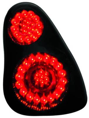 In Pro Carwear - Chevrolet Monte Carlo IPCW Taillights - LED - 1 Pair - LEDT-344CB