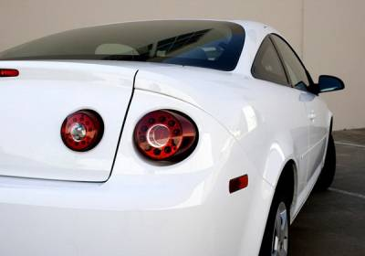 In Pro Carwear - Chevrolet Cobalt 2DR IPCW Taillights - LED - 4PC - LEDT-350CR