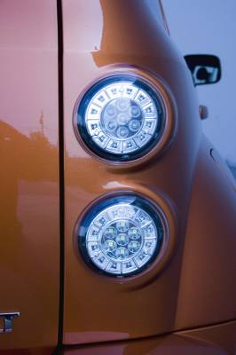 In Pro Carwear - Chevrolet HHR IPCW Taillights - LED - 1 Pair - LEDT-353C