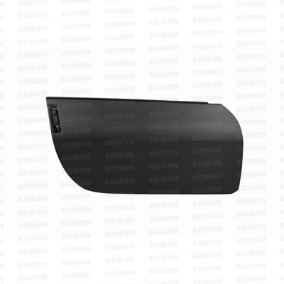 Seibon - Nissan 350Z Seibon Dry Carbon Fiber Door - DD0205NS350-DRY