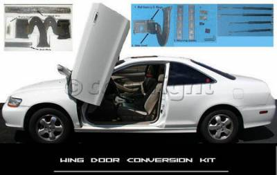 OEM - Wingdoor Conversion Kit