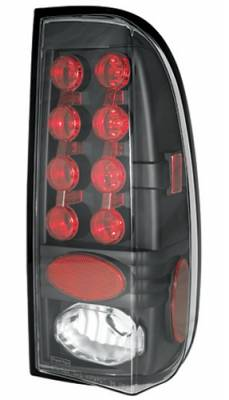 In Pro Carwear - Ford Superduty IPCW Taillights - LED - 1 Pair - LEDT-561CB
