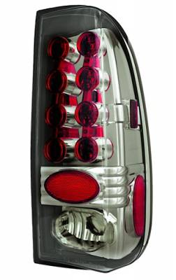 In Pro Carwear - Ford Superduty IPCW Taillights - LED - 1 Pair - LEDT-561CS
