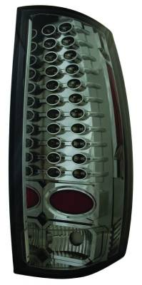 In Pro Carwear - GMC Yukon IPCW Taillights - LED - 1 Pair - LEDT-611CS