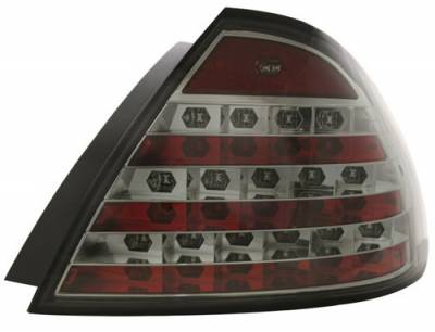 In Pro Carwear - Honda Accord 4DR IPCW Taillights - LED - 1 Pair - LEDT-715CS