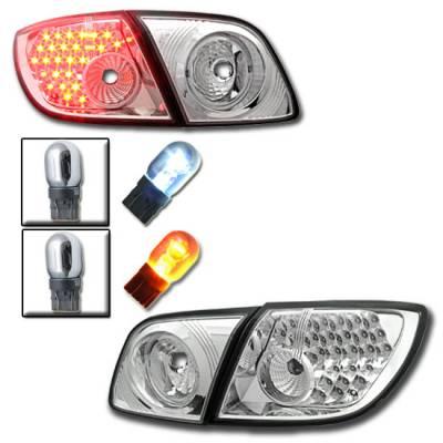 MotorBlvd - Mazda 3 Tail Lights
