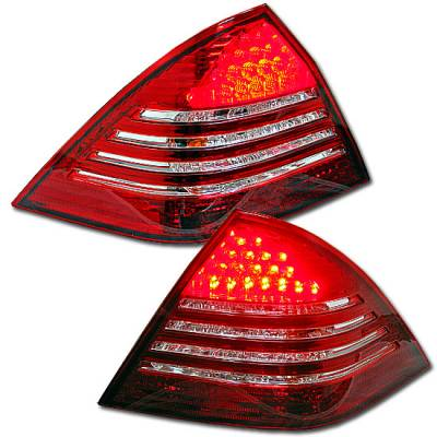 MotorBlvd - Mercedes Tail Lights