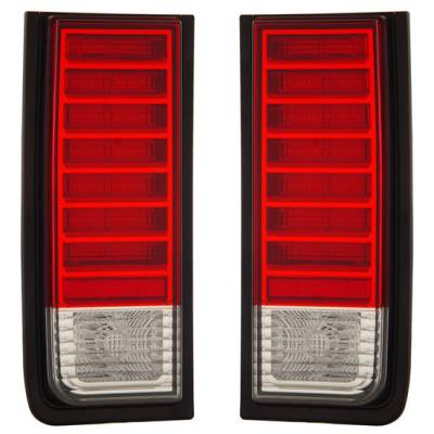 MotorBlvd - Hummer Tail Lights