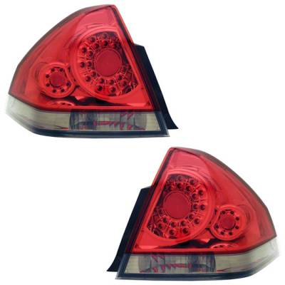 MotorBlvd - Chevrolet Tail Lights
