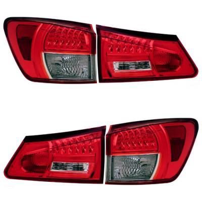MotorBlvd - Lexus Tail Lights