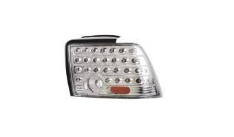 Matrix - Chrome LED Taillights - MTX-09-2066-L