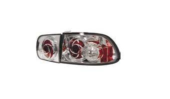 Matrix - Chrome LED Taillights - MTX-09-2MTX-09-L