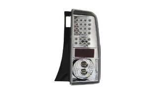 Matrix - Chrome LED Taillights - MTX-09-4008-L