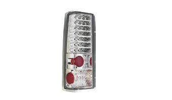 Matrix - Chrome LED Taillights - MTX-09-4012-L