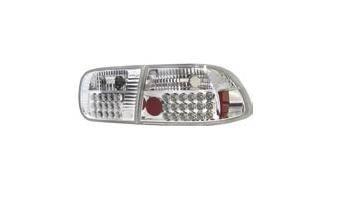 Matrix - Chrome LED Taillights - MTX-09-4045