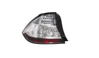 Matrix - Chrome LED Taillights - MTX-09-4049-L