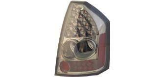 Matrix - LED Taillights with Smoke Housing - MTX-09-4051-LS