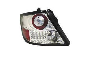 Matrix - Chrome LED Taillights - MTX-09-4055-L