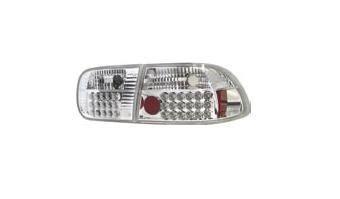 Matrix - Chrome LED Taillights - MTX-09-4067-L